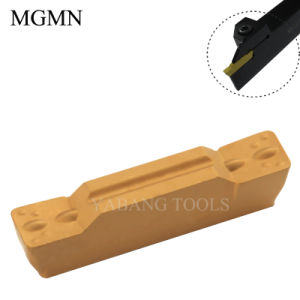 Mgmn Carbide Indexable Inserts (MGMN) pictures & photos