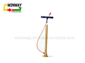 Bicycle Parts Large Steel High Pressure Bicycle Pump pictures & photos