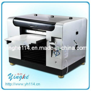 6 Color Digital Flatbed T-Shirt Printer pictures & photos