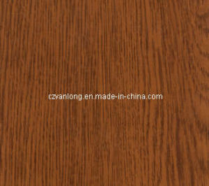 Wood Pattern Prepainted Galvanized Steel (PPGI)