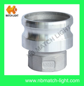 Aluminium Pipe Fitting-NPT/Bsp Coupling (AR) pictures & photos
