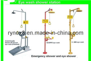 Emergency Shower  (BA035 144)
