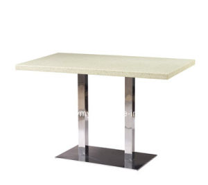 Rectangle Marble Restaurant Table