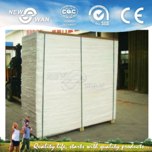 White Primed Wood Interior Door Leaf (NHD-WP1002) pictures & photos