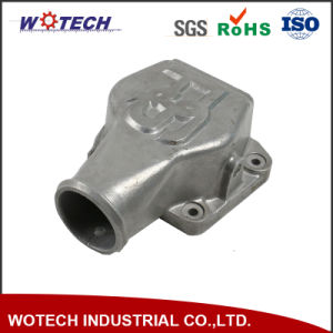 Customized Aluminum Sand Casting Monotube for Industrial