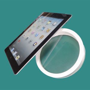 Security for iPad Acrylic Display Tablet Stand with Lock (FC170D)