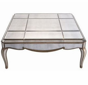 Mirror Glass Veneer Furniture, Coffee Table pictures & photos
