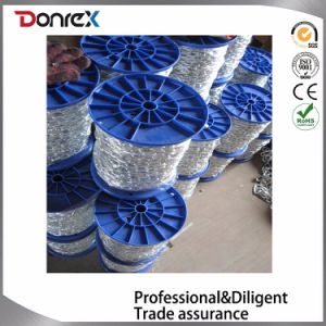 DIN766 Zinc Plated Chain with Reel Package