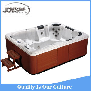 Jy8002 Acrylic Outdoor Whirlpool Massage 6persons SPA pictures & photos
