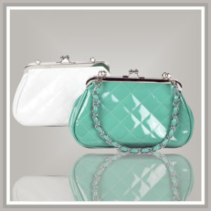 Patent Leather Clutch Bags (E201107E02)