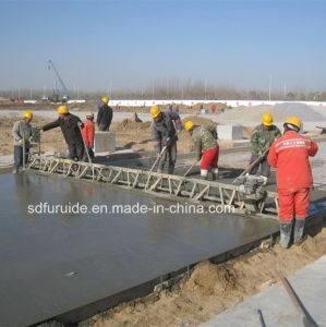6m/8m/12m High Performance Concrete Vibrating Screed Machines with Honda Engine pictures & photos
