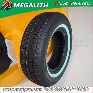 White Sidewall Car Tyres pictures & photos