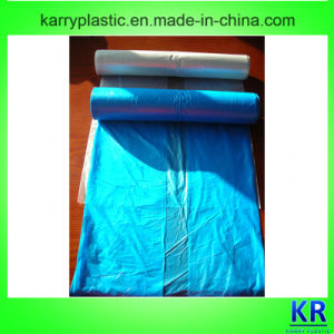 Plastic Trash Bags C Fold Refuse Sack pictures & photos