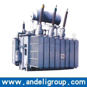 Electronic Transformer 100kv Power Transformer (100kV) pictures & photos