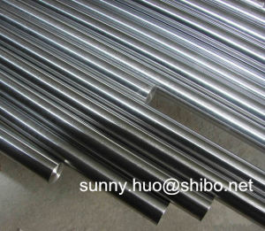 99.95% Pure Tungsten Rod, W Rod, Tungsten Bar Used in Electric Vacuum Industry pictures & photos