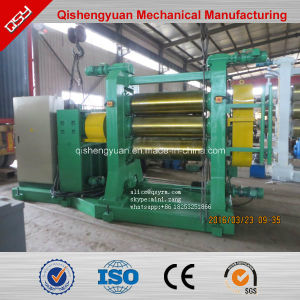 Rubber Calender Machine with ISO&Ce Certificate pictures & photos