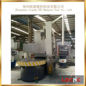Ck5112 Chinese Precision CNC Vertical Turret Lathe Machine for Sale pictures & photos