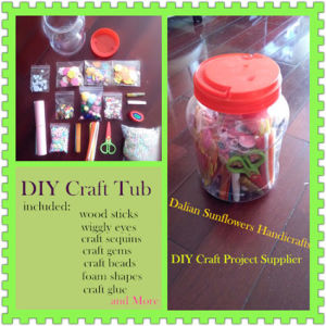 China Diy Kids Crafts In Jar For Craft Hobby China Kids Crafts Jar
