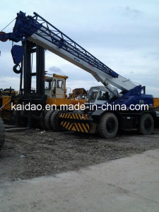 Used Tadano 25t Rough Crane T250m 2006 Year pictures & photos