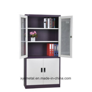 China Office Furniture Metal Cupboard Steel Office File Cabinet