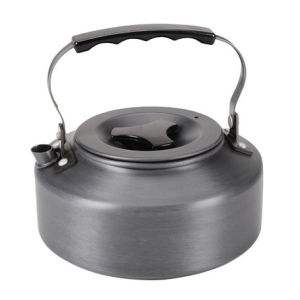 Camping Aluminum Kitchen Tea Pot with FDA Approved pictures & photos