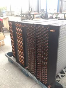 Copper Tube -Aluminum Fin Evaporator pictures & photos