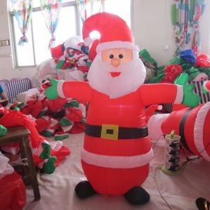 china inflatable christmas decoration inflatable christmas decoration manufacturers suppliers made in chinacom - Cheap Inflatable Christmas Decorations