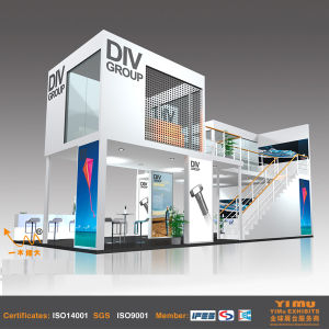 Exhibition Stand Design Brief : China customized design exhibition stand china double deck