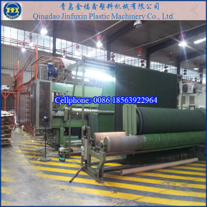 Plastic Artificial Landscape Lawn Turf Extruding Machine pictures & photos
