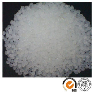 White TPR Thermoplastic Rubber Virgin Plastic Granules Price pictures & photos