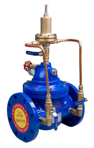 500X Pressure Relief or Sustaining Valve