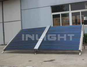 Butterfly Type Vacuum Tube Solar Heating Collector