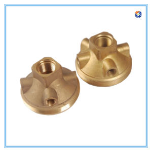 Bronze Casting Thermostatic Valve with Powder Coating pictures & photos