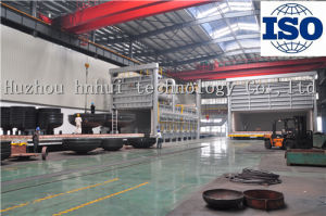 Professional High-Temperature Annealing Furnace with Double Trolley