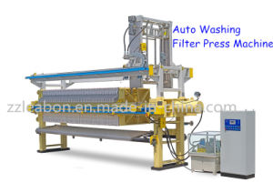 Auto Washing Filter Press for Waste Water Treatment pictures & photos