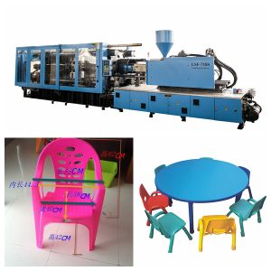 Plastic Chair And Table Injection Molding Machine