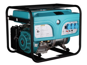 5kw Copper Electric Gasoline Generator (BN6500L) pictures & photos