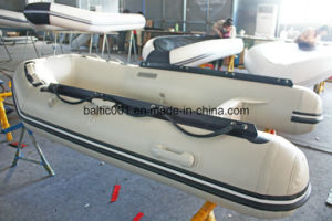 Small Fishing Inflatable Boat Dinghy for Yacht