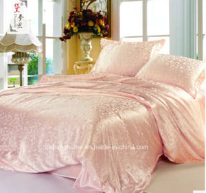 Factory Direct Sale Jacquard Quilt, High Quality Designer Handmade Chinese Silk Bedding pictures & photos