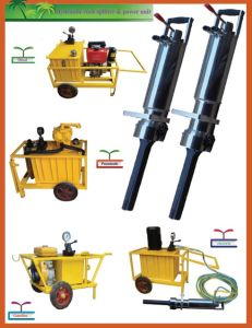 Hydraulic Rock Splitter Stone Splitter (DS90)