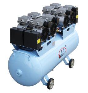 Low Noise Powerful Dental Air Compressor (AT240/100)