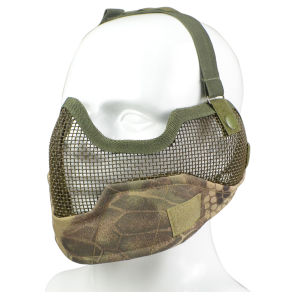 Numen V2 Strike Wire Mesh Half Face Airsoft Mask