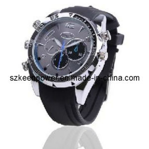 Mini Camera Watch 1080P Waterproof Micro 4LED for Night Vision Video Surveillance 8GB pictures & photos