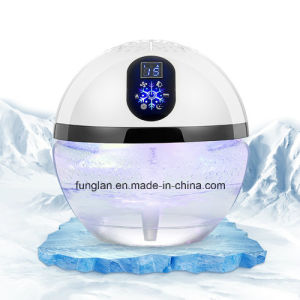 Ozone Air Purifier with Remote Control Water Spraying