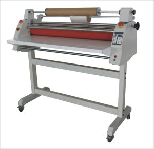 Improved New Hot Cold Roll Laminator (FM1100new) pictures & photos