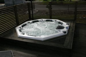8 Persons CE Approved Outdoor SPA Hot Tub pictures & photos