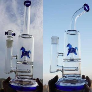 Hottest Colorful Glass Water Borosilicate Smoking Pipe pictures & photos