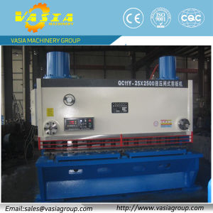 Plate Shearing Machine with High Precision Ball Screw and Linear Guide pictures & photos