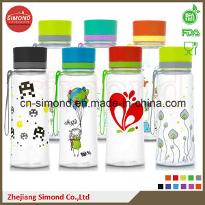 Aladdin BPA Free Tritan Water Bottle with Strip for Wholesale (SD-4001) pictures & photos