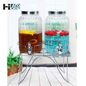 3L Wine Glass Bottle Glassware Glass Bottle